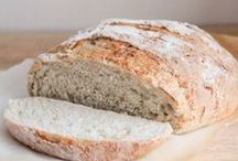 Recipes- Breads  / by Somewhat Simple {Stephanie Dulgarian}