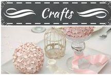 Crafts / by Sara Mawyer