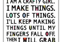 Creative Crafts / by Johnette Warner