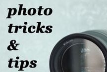 FYI: Photography Shooting and Editing Tips & Tricks / by Sue