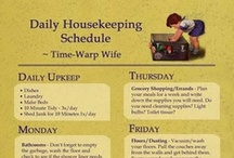 Cleaning/Housekeeping / by Christine Mangiafico