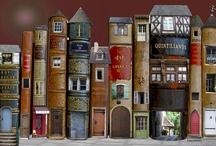 Books & Creative Shelves