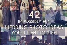 Weddings: Photo Must Haves. / by Sue