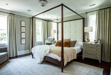 Beautiful Bedrooms / Beautiful bedrooms need beautiful furniture. See our collection of inspiring bedrooms which inspire us to make breathtaking custom furniture.  See more at www.ecustomfinishes.com (978) 831-3106 / by ECustomFinishes