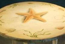 Hand Painted Furniture / by ECustomFinishes