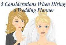 Weddings: Information / by Sue