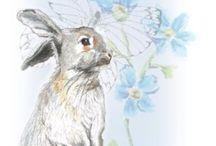 Illustraties en tekeningen van Roosje~Rosalie ® / Ik houd  van schilderijen, tekeningen en van kunst....mooie plaatjes...sferen...fantasy...En teken zelf graag...www.roosjerosalie.nl