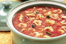 Recipe Ideas - Soups / by Christine Mangiafico