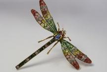 Dragonflys / by Susan M. Wermeling