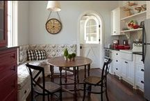 Dining & Nooks / by Mo