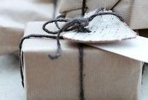 homemade gifts / by wendy bradley