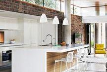 Interiors: Kitchen + Bath / by Sarah Snouffer