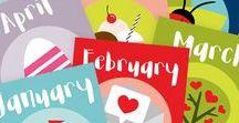 Journal Printables / DIY Journals | Printable Journals | Document Life | Kids Jornals | Family Journals