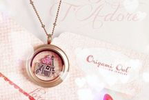Origami Owl  / Check out these Origami Owl Designs.  Find something you like, head over to: www.mtlockets.origamiowl.com
