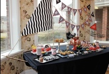 Party: Pirate / Everything for a Pirate themed party / by Sue
