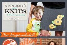 Appliques / by Pickle Pie Designs