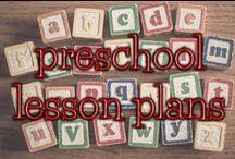Parker Prep / Easy to prepare, at-home preschool ideas