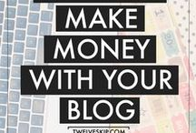 Blog Series / Learn more about blogging with these great blogging tips and ideas!