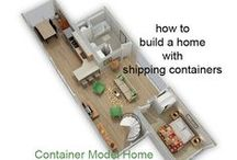 FYI: Prepping Shipping Container Houses / by Sue