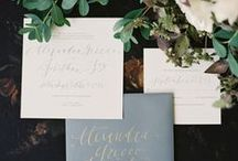 PAPER GOODS / Wedding and event invitation suites done right.