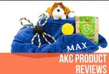 AKC Product Reviews / Adorable photos and videos of adorable dogs loving some of our favorite AKC products. / by American Kennel Club