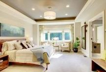 Master Bedroom Inspiration / Master Bedroom Design for New House / by Building a Charmed Life