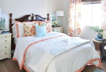Guest Bedroom Inspiration / Design Ideas for Our Guest Bedroom / by Building a Charmed Life
