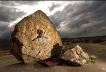 Climbing and bouldering / by Kristi Fuoco