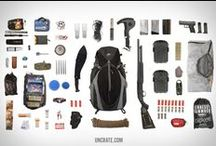FYI: Prepping Bug Out Bag / 72 Hour Kits / by Sue