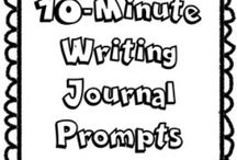 Creative Writing / by Johnette Warner