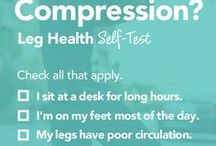 Compression Basics / New to compression? We pulled the most helpful information to explain what compression socks are and how they can benefit you.