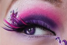 Beauty and Fantasy Makeup / by Jacquelynn White
