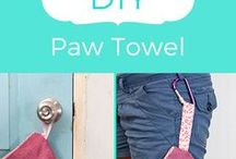 DIY / DIY projects to take on for and with your favorite four-legged friend.