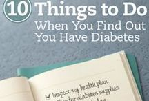 Diabetes Resources / Tips, diets and the do & don'ts of diabetes.