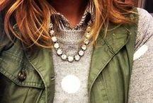 Hey Good Lookin' - Style / Fashion Inspirtation / by Meg Dunn