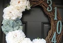 wreath love / by Emily (Jones) Black