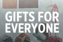 Gift Guide / Looking for a gift to celebrate the holidays, a birthday, or just because? We've got ideas for everyone and anyone! / by Women's Health Magazine