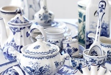 Blue And White / by Cherylyn