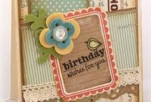 Birthday Cards / by Alison Bennett