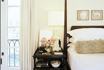 BEDROOM STYLE / by Rory McNabb