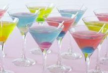 colorful-drink&cocktail / 色とりどりの綺麗な飲み物、カクテル、ワインなど