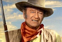 """Duke for  Hubs & Daddy / """"Marion Mitchell Morrison (born Marion Robert Morrison; May 26, 1907 – June 11, 1979), better known by his stage name John Wayne, was an American film actor, director and producer. An Academy Award-winner, Wayne was among the top box office draws for three decades, and was named the all-time top money-making star. An enduring American icon, he epitomized rugged masculinity and is famous for his demeanor, including his distinctive calm voice, walk, and height."""""""