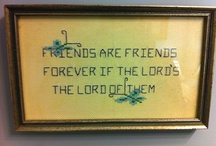 Friend  Love / My Friends Listen to, Advise, Encourage, and Love me