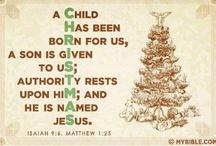 Christmas Closet / Keep Christ in Christmas