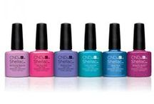 CND™ / CND™ is the global leader in professional nail, hand and foot beauty – including CND™Shellac™ brand 14+ day nail color and Vinylux™ Weekly Polish. / by Ellisons