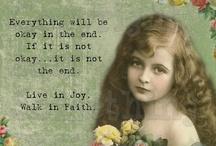 FAITH / faithful to the Lord