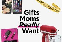 Gifts for Mom / Gift ideas for mothers and moms-to-be / by Women's Health Magazine