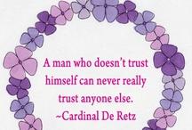 Trust---or Lack of / trust