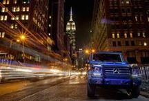 Mercedes-Benz G-Class / by Mercedes-Benz USA