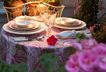 Al Fresco Dining Delights / Is there anything better than dining al fresco?! / by KathrynBechen.com